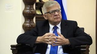 سفیر روسیه در لبنان الکساندر زاسپکین