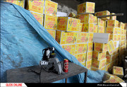 بیش از ۱۹۴ میلیارد ریال کالای قاچاق در البرز کشف شد