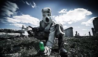 الارهاب البيولوجي