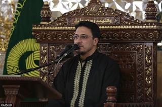 محفل قرآنی تولیت آستان قدس رضوی با قاریان برجسته