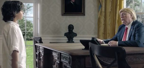 """موزیک ویدیو """"رئیس جمهور"""""""