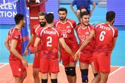ایران ۳ - چین صفر/ تیم ملی والیبال ایران هفته سوم را با برد آغاز کرد