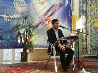 رضا گلشاهی :تلاش و توفیق الهی کلید واژه های موفقیت من هستند