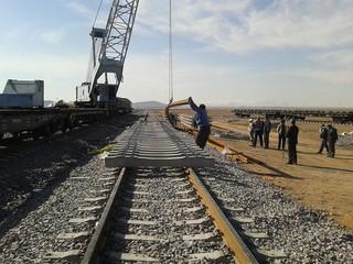 راه آهن رشت - قزوین