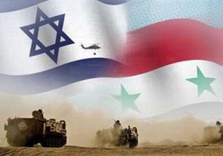 مداخله نظامی اسرائیل در سوریه