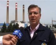 تولید انرژی نیروگاه نکا از مرز ۸ میلیارد کیلووات ساعت گذشت