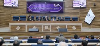 نشست کمیسیون هماهنگی امور تعزیرات حکومتی خراسان شمالی