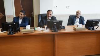 ایرانشهر-جلسه تعیین تکلیف چاه های کشاورزی شهرستان دلگان