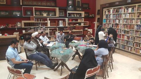 برگزاری جلسات مناجات خوانی در بِه نشر