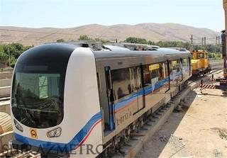 پروژه قطار شهری