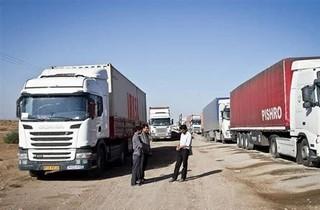 اعتراض کامیون داران