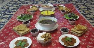 افطاری گیلانی
