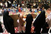 جشن میلاد امام رضا (ع) در مسجد امام حسین (ع) فارسان برگزار شد