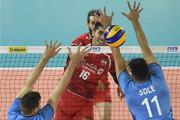 شروع خوب والیبال ایران در هفته دوم/ آرژانتین و ولاسکو مغلوب ایران شدند