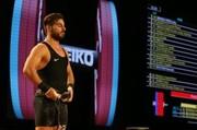 ورزشکاران کرمانشاهی در جمع اردونشینان تیم ملی وزنهبرداری بزرگسالان حضور دارد