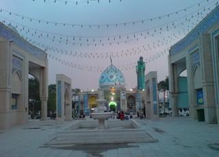 حرم حضرت زینب علیهمالسلام اصفهان