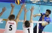 پیروزی تیم ملی والیبال ایران برابر آلمان/ شاگردان کولاکوویچ در رده دهم ایستادند