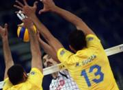 شکست میلیمتری تیم ملی والیبال ایران مقابل برزیل/ ایران یک نفس کم آورد
