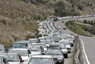 ترافیک در جاده ها