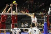 قهرمان جهان مقابل والیبال ایران تسلیم شد