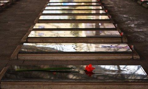 ۸۵ درصد از گلزارهای شهدای استان کرمانشاه بازسازی شده است