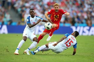 دیدار تیم های ملی فوتبال پاناما و بلژیک