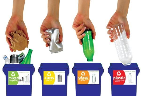 تفکیکی زباله