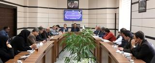نشست هماهنگی طرح نورآوران سلامت استان