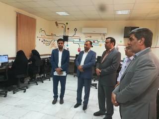 برگزاری آزمون اینترنتی متقاضیان مدیریت مدارس در بندرعباس