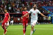 شکست تیم ملی ایران برابر اسپانیا/ شانس صعود به هموطنان کیروش کشید