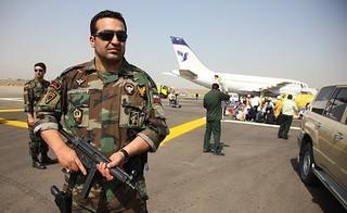 حفاظت سپاه پاسداران