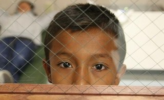 کودکان مهاجر در قفس آمریکایی ها