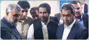 بازدید وزیر جهاد کشاورزی از پروژههای دام، طیور و کشاورزی شهرستان سراوان