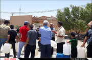 وضعیت قرمز آب خوزستان، کام مردم را شور کرد