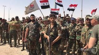 عملیات ارتش سوریه