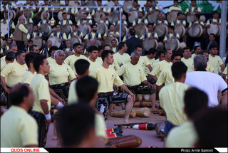 همایش ورزش های زورخانه ای به مناسبت روز فرهنگ پهلوانی و ورزش زورخانه ای