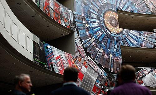 تحقیقات هستهای اروپا CERN