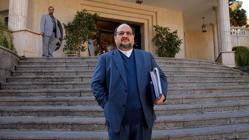 محمد شریعتمداری وزیر صنعت