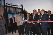 افتتاح طرح توسعه مجتمع کارگاهی پارک علم و فناوری