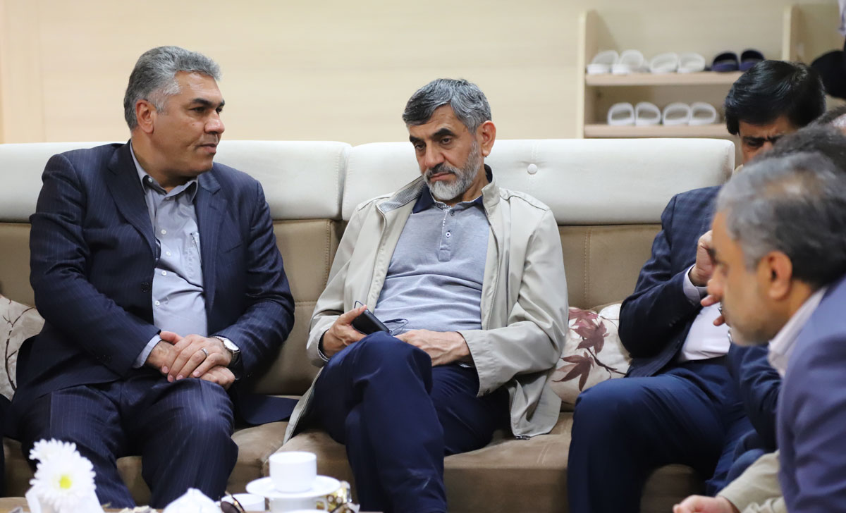 رییس ستاد مبارزه با قاچاق کشور از بندر شهید رجایی