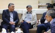 رییس ستاد مبارزه با قاچاق کشور از بندر شهید رجایی بازدید کرد