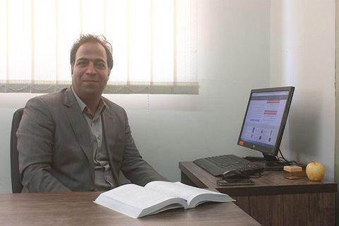 عضو هیات علمی دانشگاه یزد: