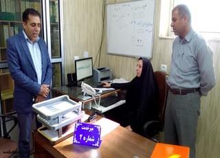 مدیر شبکه بهداشت و درمان شهرستان حاجی آباد