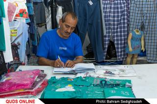 اولین نمایشگاه سوغات حجاج سرزمین نور  در راستای حمایت از کالای ایرانی