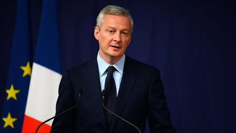 وزیر دارایی فرانسه