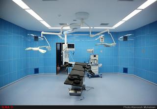تجهیزات بیمارستان ارومیه