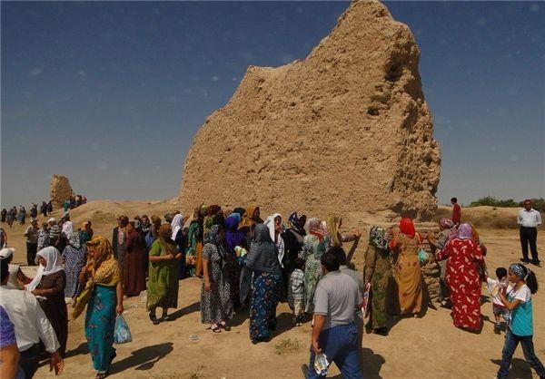ترکمن ها در آرزوی زیارت «قزل امام»