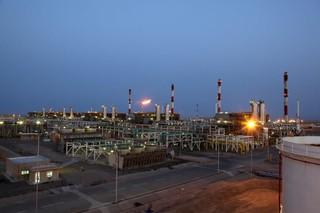 پالایشگاه گاز شهید هاشمی نژاد سرخس