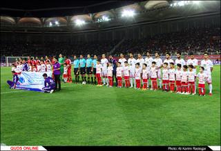 دیدار تیم های فوتبال پدیده -پرسپولیس