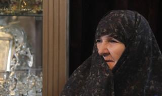 همسر جانباز شهید بابا رجب